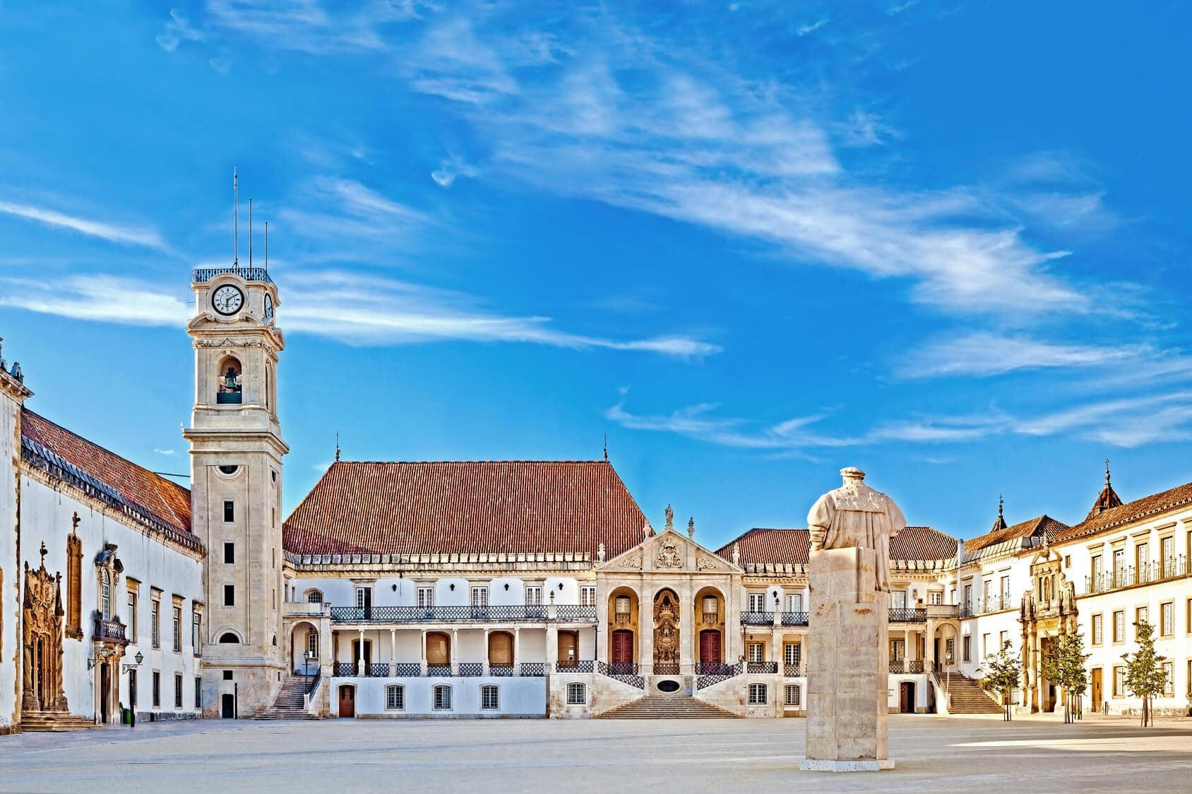 Visitas Guiadas Coimbra: Universidade de Coimbra