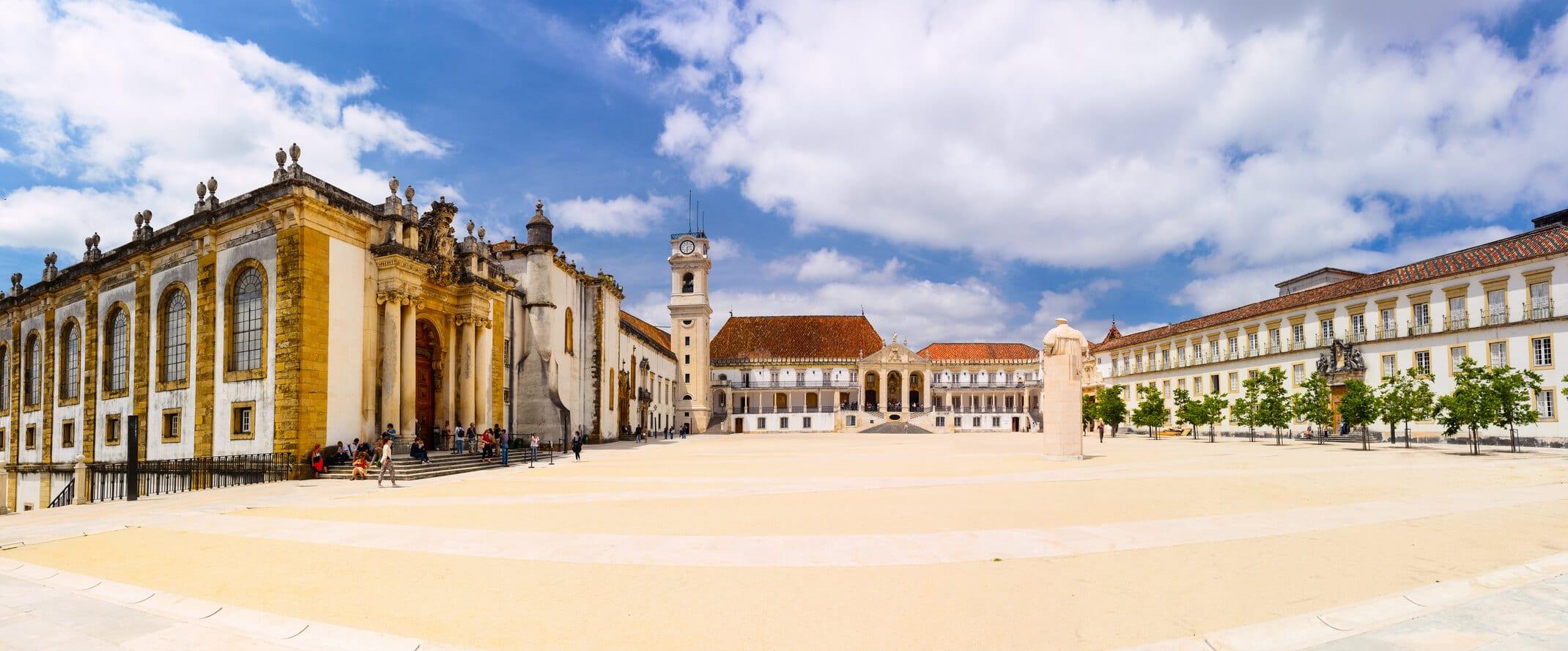 Pátio Universidade Coimbra