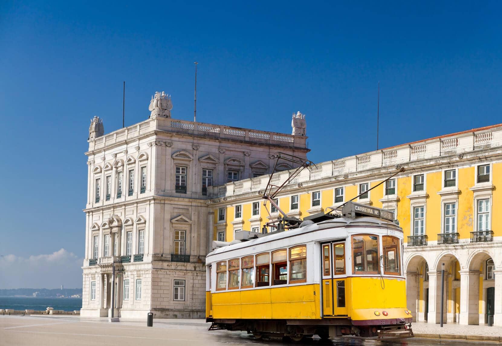 Circuito Lisboa Porto - Centro de Lisboa
