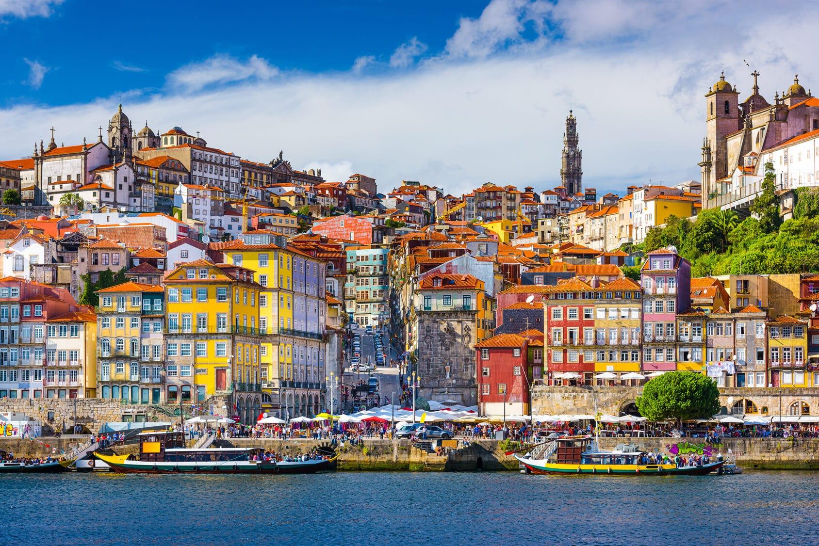 Circuito Lisboa Porto - Beira Rio Porto