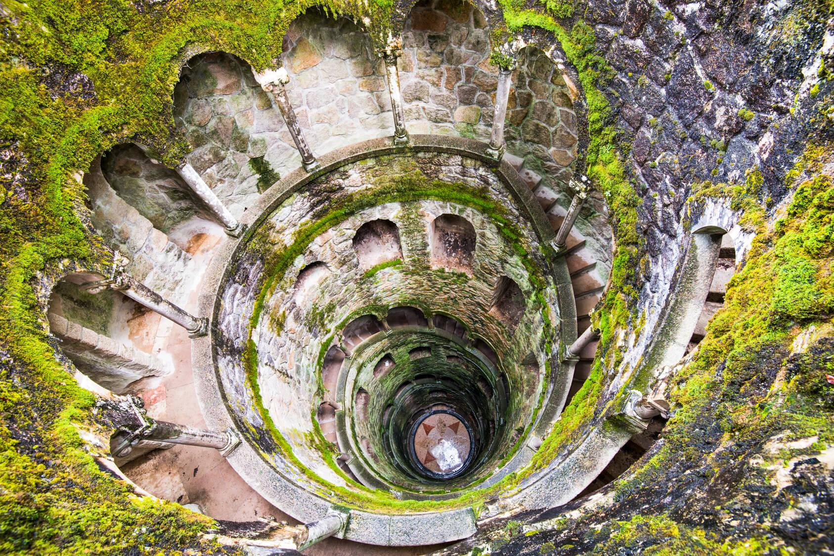 Image of Quinta da Regaleira, Sintra