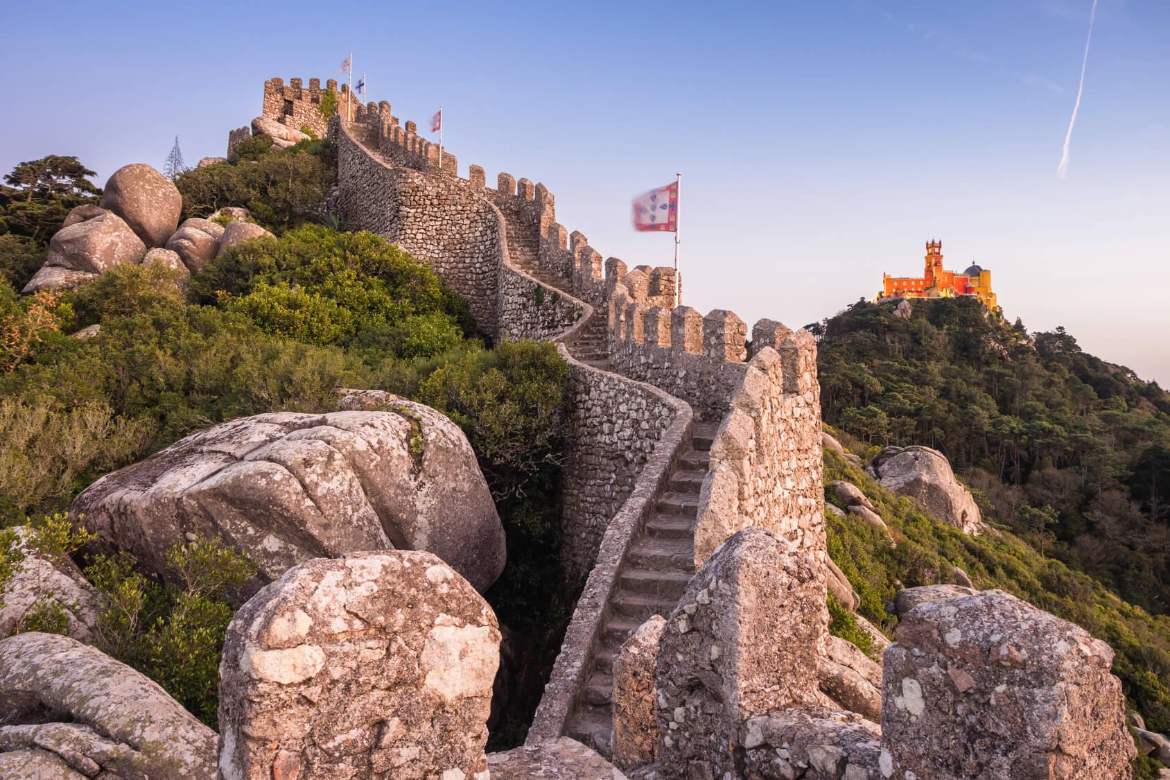 Image of Sintra Castle