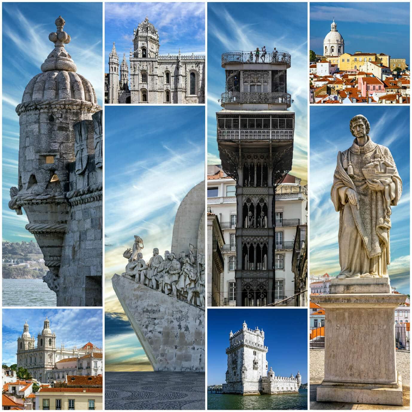 Lisbon Important Monuments