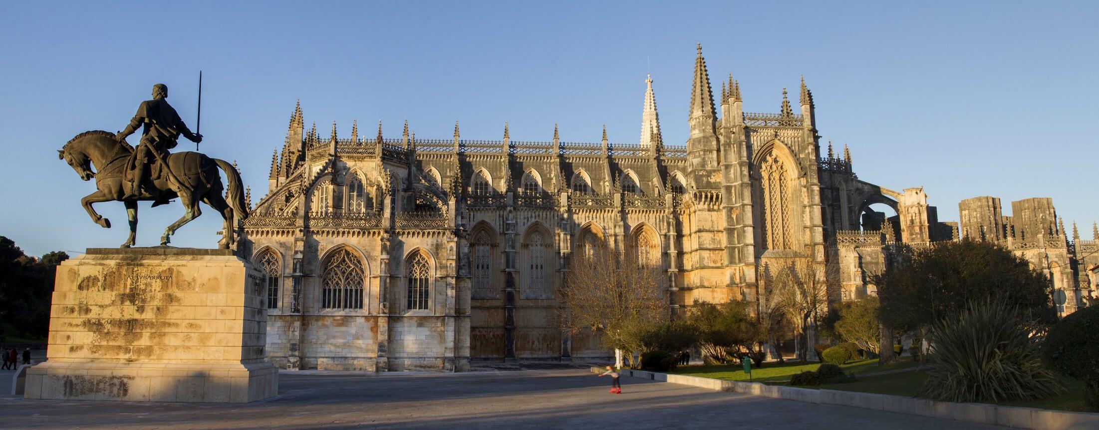 Visit the Monastery of Batalha