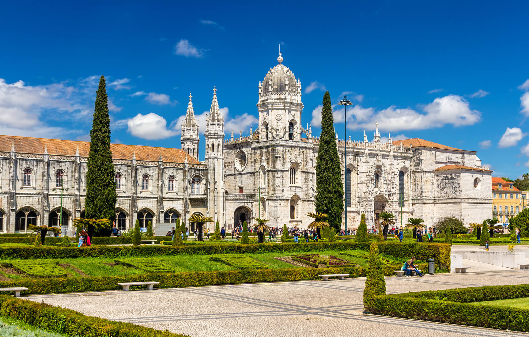 Circuito Lisboa, Sintra, Fátima : Mosteiro dos Jerónimos
