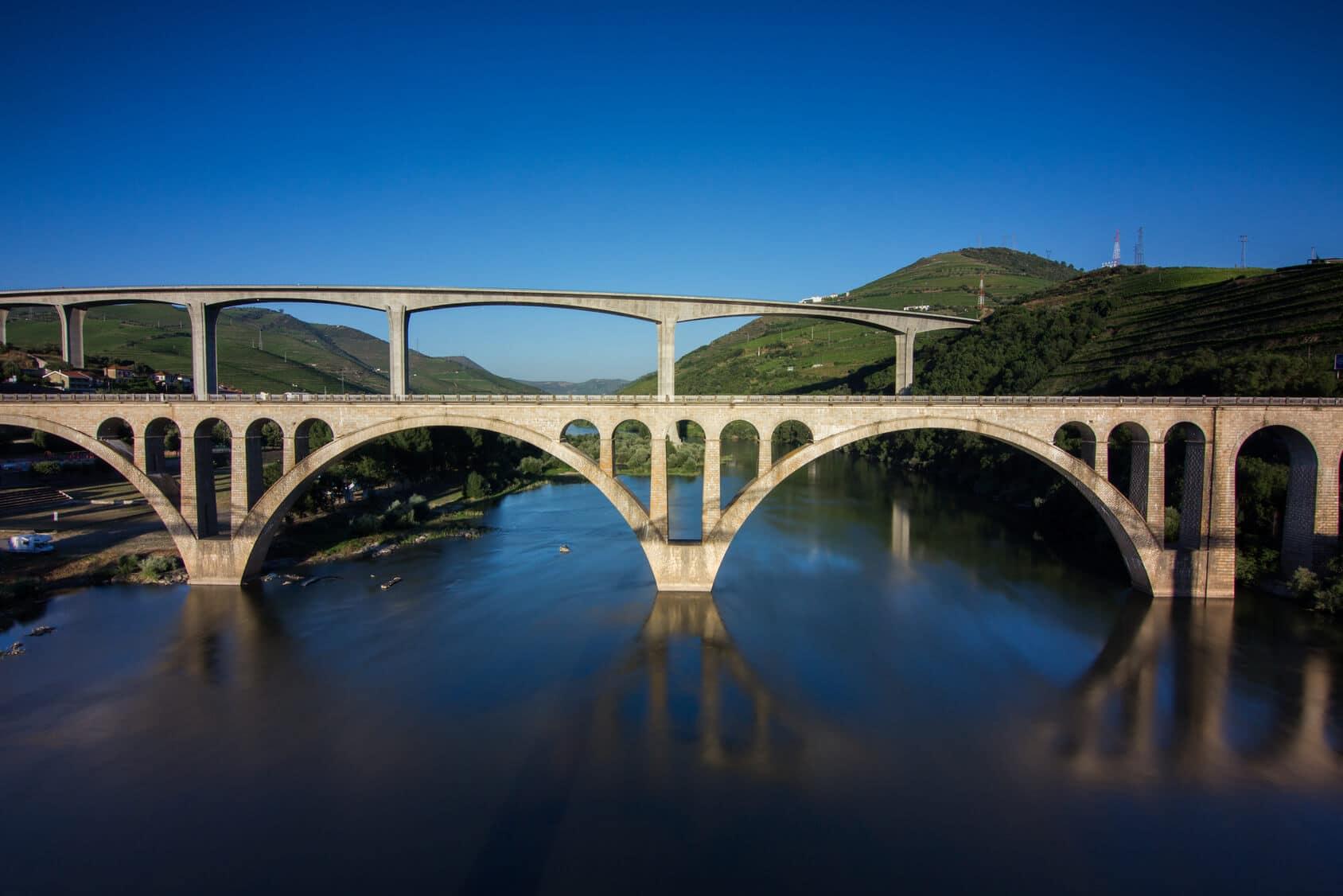 Bridges of Douro Valley