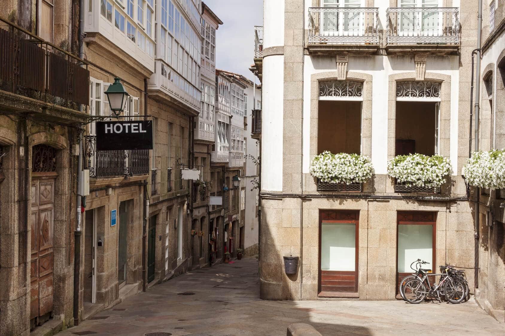 Visitas Guiadas Santiago de Compostela e Porto: Arquitectura de Santiago de Compostela