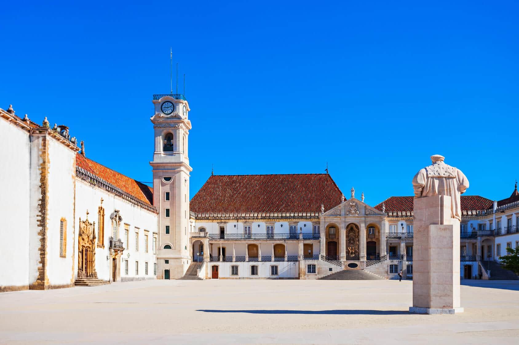 Circuito Portugal 8 Dias - Coimbra