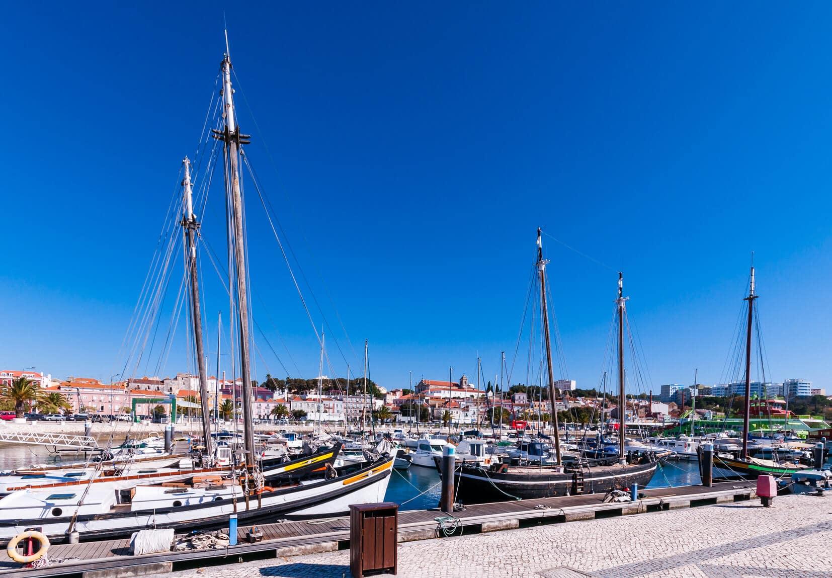 Porto de Barcos