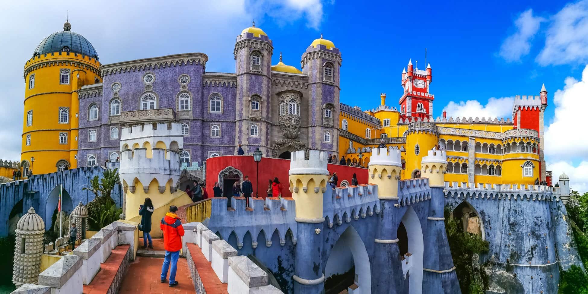Visita Guiada Sintra: Sintra