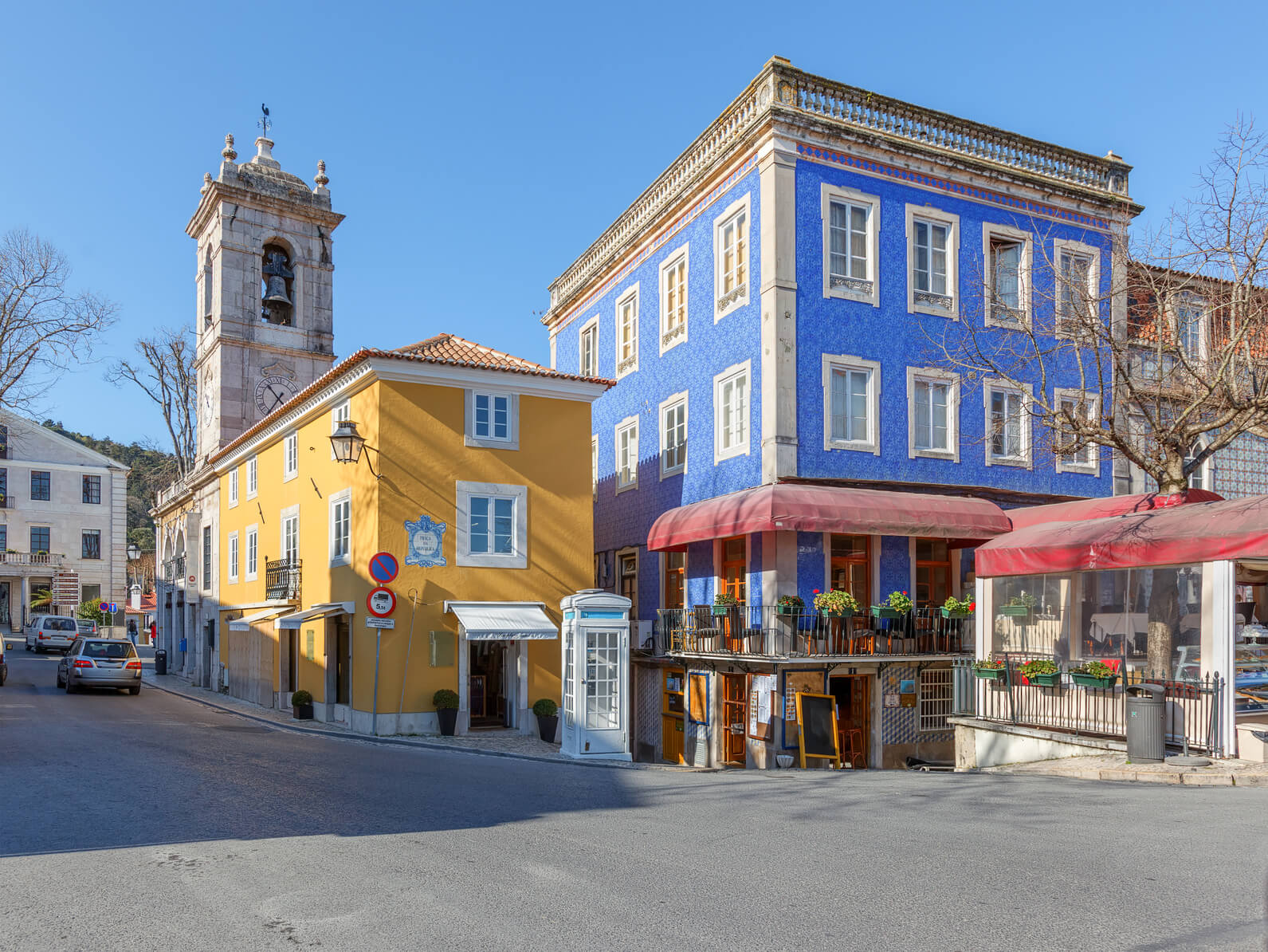 Tour to Sintra & Cascais