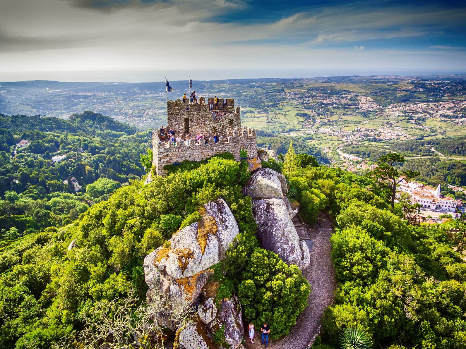 Sintra and Cascais in One day: Sintra