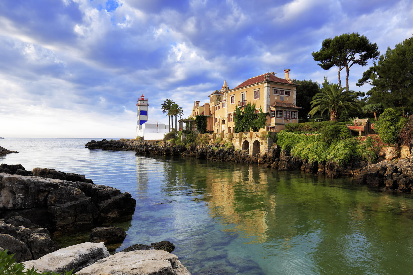 Sintra, Cascais, Roca Cape & Estoril Coastline