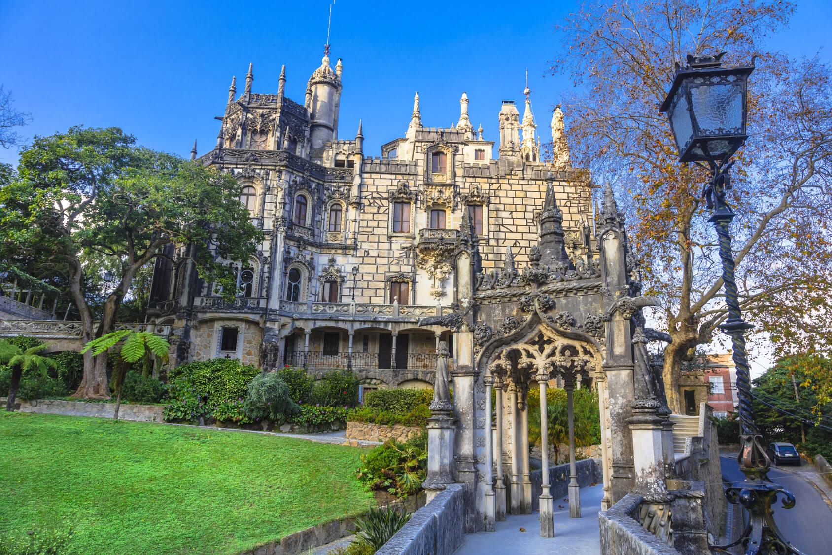 Sintra Palaces