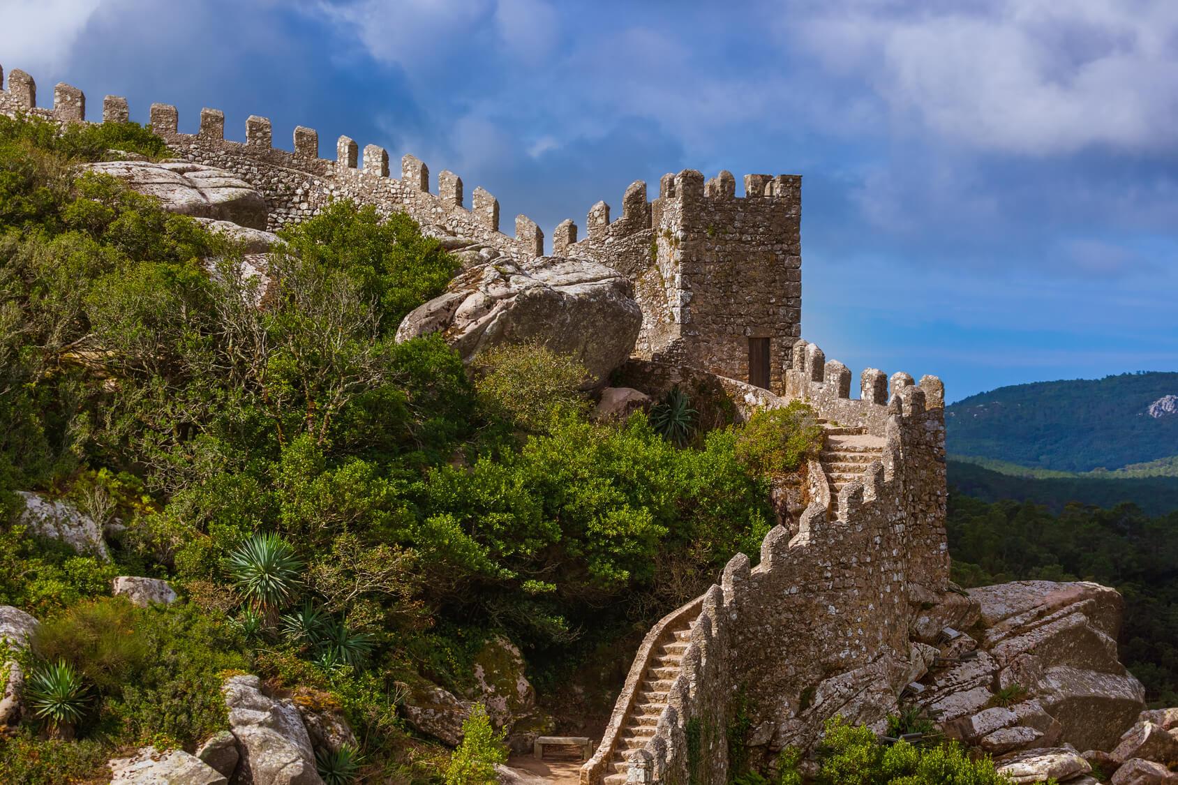 Visit Sintra Palaces