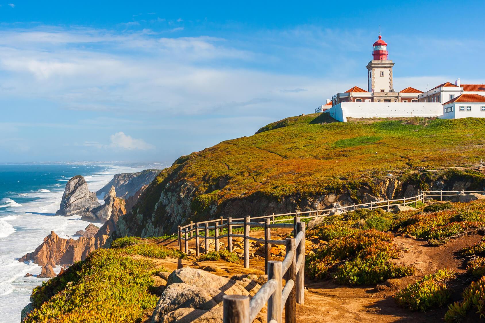 Roca Cape Lighthouse