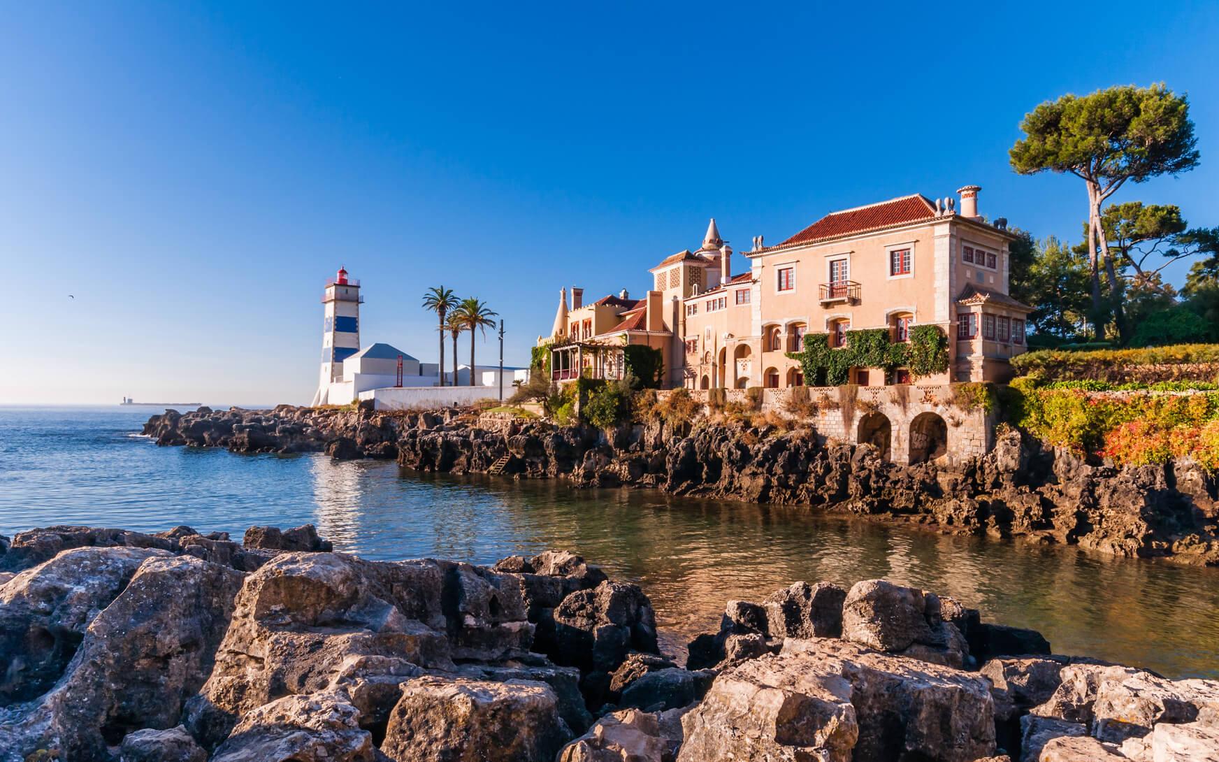 Visit Portugal in 6 Days: Cascais Coast