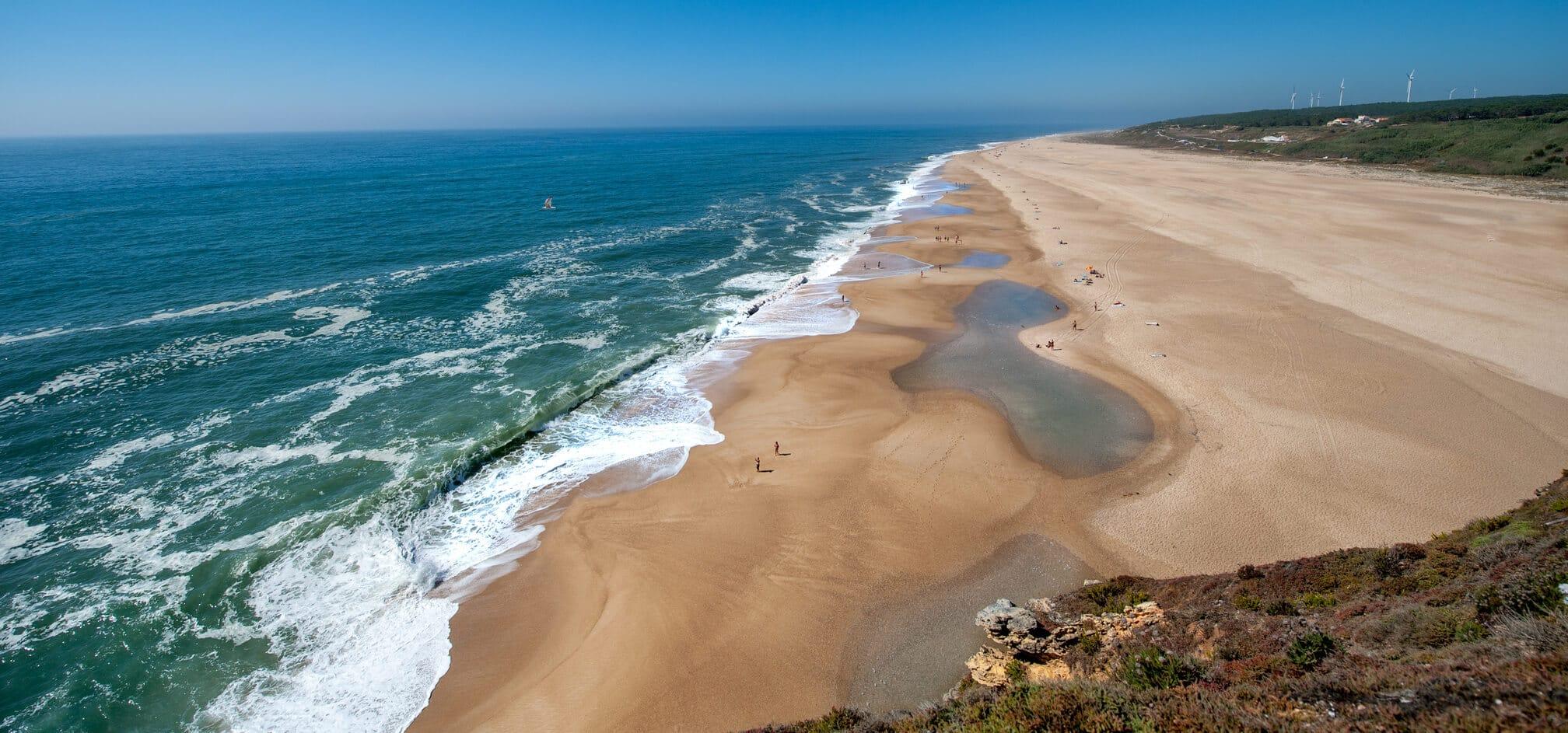 Beach Coast of Portugal
