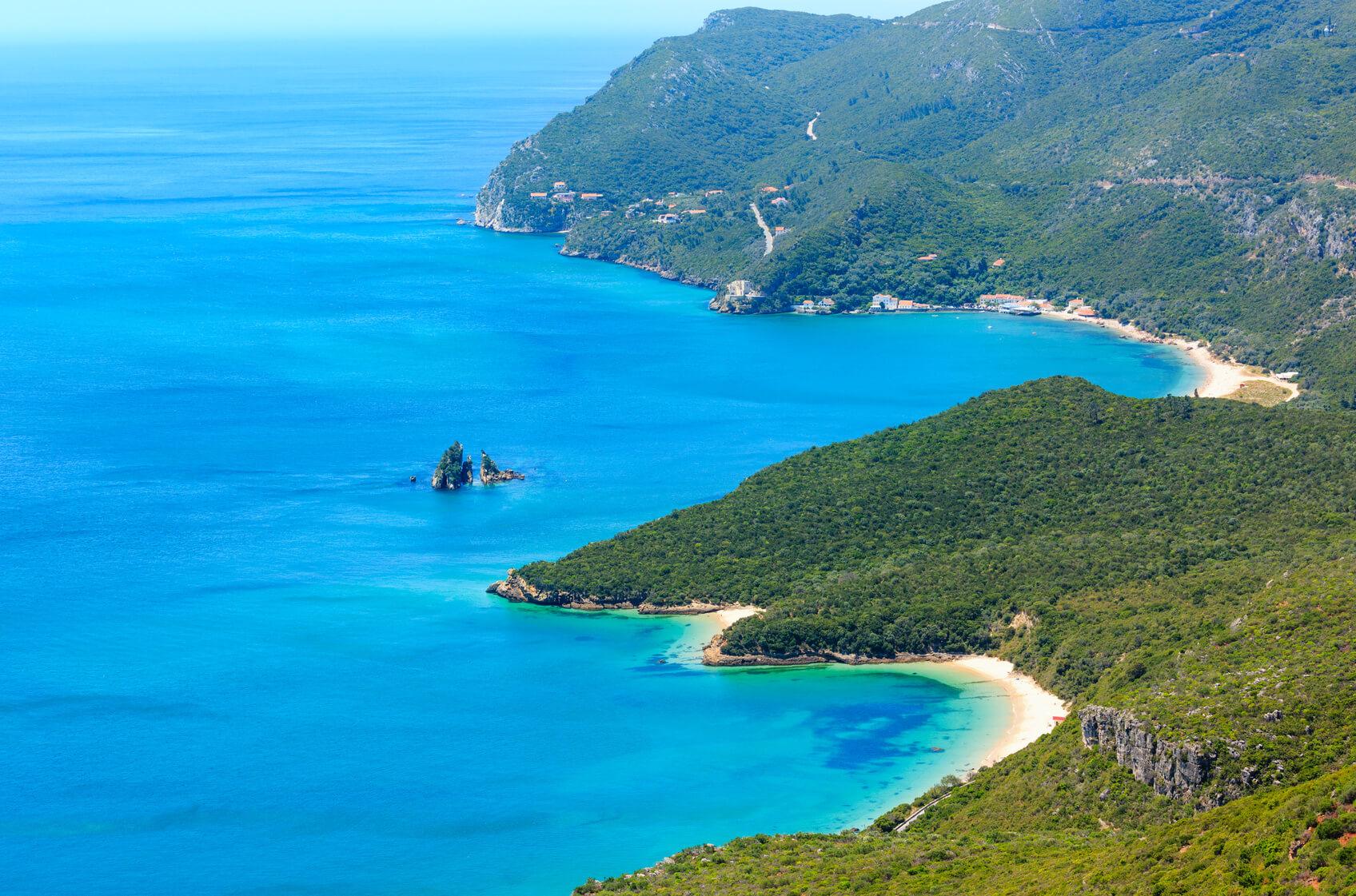 Beach of Galapinhos