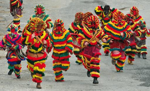 Autêntico e Único Carnaval em Portugal